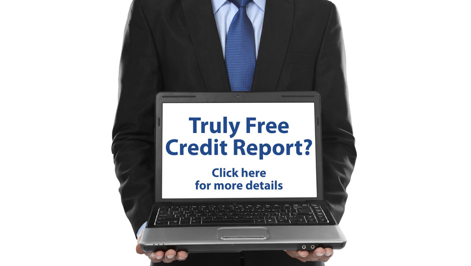 Truly Free Credit Report